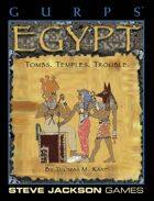 GURPS Classic: Egypt