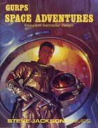 GURPS Classic: Space Adventures