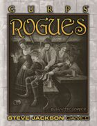 GURPS Classic: Rogues