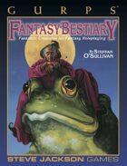 GURPS Classic: Fantasy Bestiary