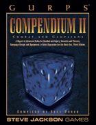 GURPS Classic: Compendium II
