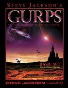 GURPS Basic Set, Third Edition, Revised