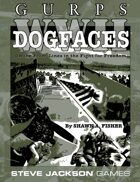GURPS WWII Classic: Dogfaces