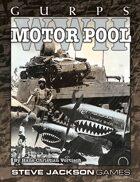 GURPS WWII Classic: Motor Pool