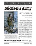 GURPS WWII: Michael's Army