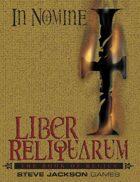 In Nomine: Liber Reliquarum