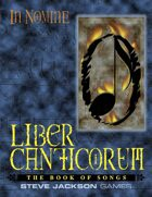 In Nomine: Liber Canticorum