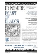 In Nomine: Feast of Blades