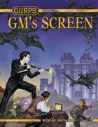 GURPS GM's Screen
