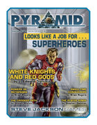 Pyramid #3/002: Looks Like a Job for . . . Superheroes