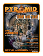 Pyramid #3/010: Crime and Grime