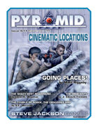 Pyramid #3/011: Cinematic Locations