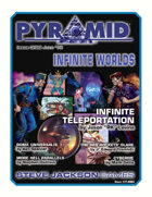 Pyramid #3/020: Infinite Worlds