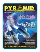 Pyramid #3/025: Epic Magic