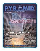 Pyramid #3/028: Thaumatology II