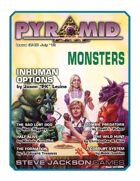 Pyramid #3/045: Monsters