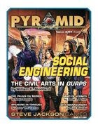 Pyramid #3/054: Social Engineering