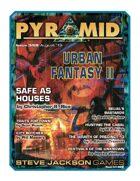 Pyramid #3/058: Urban Fantasy II