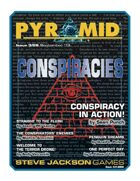 Pyramid #3/059: Conspiracies