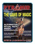 Pyramid #3/066: The Laws of Magic