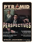 Pyramid #3/084: Perspectives