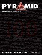 Pyramid #3/100: Pyramid Secrets