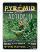 Pyramid #3/112: Action II