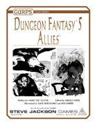 GURPS Dungeon Fantasy 05: Allies