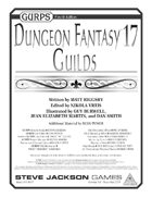 GURPS Dungeon Fantasy 17: Guilds