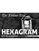 The Fantasy Trip Hexagram - Issue #4