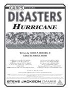 GURPS Disasters: Hurricane