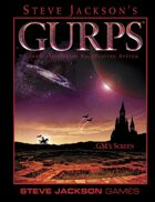 GURPS Classic: GM's Screen