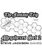The Fantasy Trip Megahexes Set 2