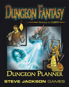 Dungeon Fantasy Dungeon Planner
