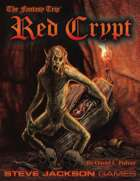 The Fantasy Trip: Red Crypt