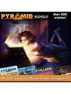 Pyramid Volume 3 [BUNDLE]