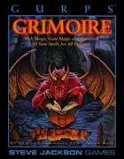 GURPS Classic: Grimoire