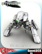 Starship 3D Printable OpenLOCK Deck Plans - Battlemover