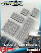 Corridor II Double Plate Floor Tiles