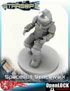 Spacesuit, Spacewalk