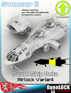 Scout Ship Beta Airlock Variant