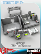 Chimera State Room