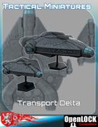 Tactical Miniatures Transport Delta