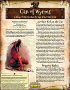 Saga of the Goblin Horde: Can of Wyrms (Savage Worlds Deluxe)