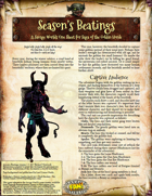Saga of the Goblin Horde: Season's Beatings (Savage Worlds)