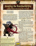 Saga of the Goblin Horde: Jumping the Bearsharktopus (Savage Worlds Deluxe)