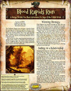 Saga of the Goblin Horde: Blood Rapids Run (Savage Worlds Deluxe)