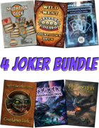 4-Joker Print-and-Play Deck Bundle [BUNDLE]