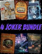 4-Joker Print-and-Play Deck Bundle [BUNDLE]