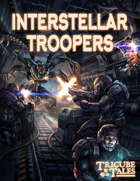 Interstellar Troopers (Tricube Tales One-Page RPG with Scribus Template)